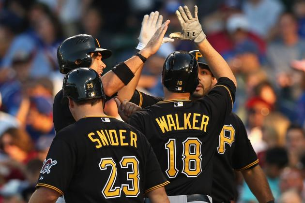 Pittsburgh Pirates Defeat St. Louis Cardinals  6-3 in 19-Inning Marathon