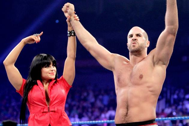 WWE SummerSlam 2012: What's Next for the New U.S. Champion, Antonio Cesaro?