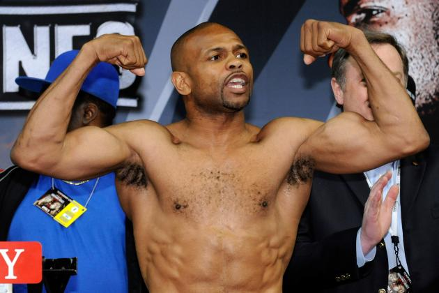 Roy Jones Jr. Wants Lateef Kayode and the IBO Cruiserweight Title in October