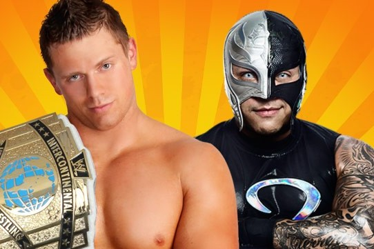 WWE SummerSlam 2012: The Miz Defeats Rey Mysterio and Retains His Title