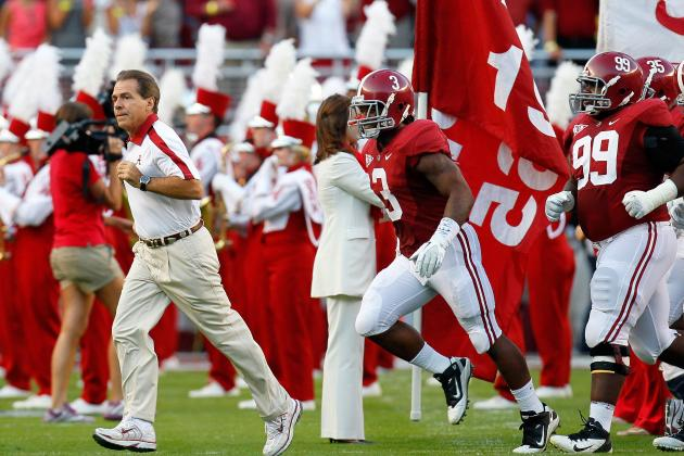 Alabama Football: Breaking Down Tide's Ranking in Associated Press Poll
