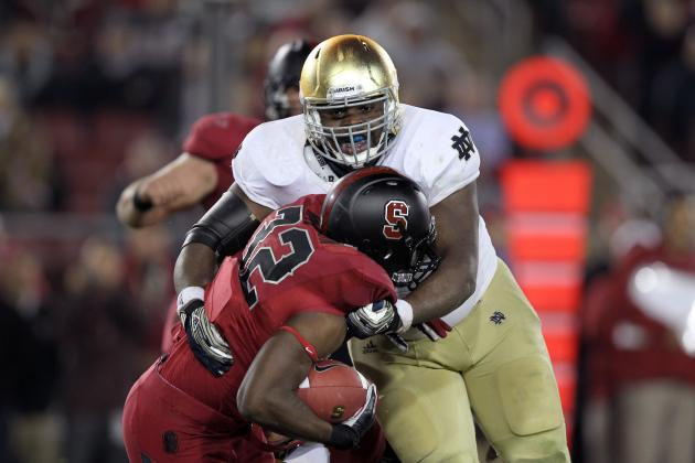 Notre Dame Football: Most Vital Defensive Players on the Fighting Irish Roster