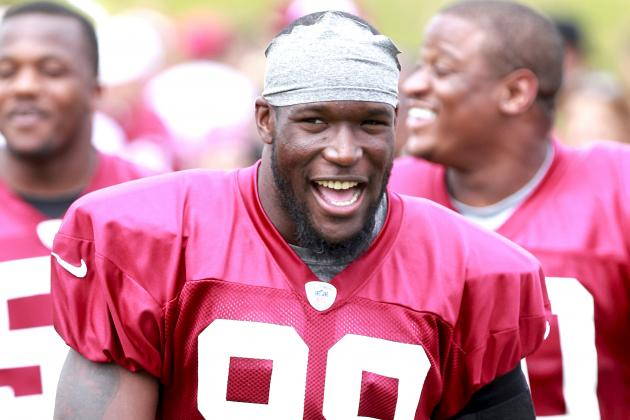 Brian Orakpo: Washington Redskins Linebacker Will Be Ready for Opening Day