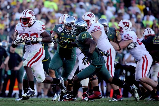 Big Ten Breakdown 2012: Wisconsin Badgers, Part 2, Offense