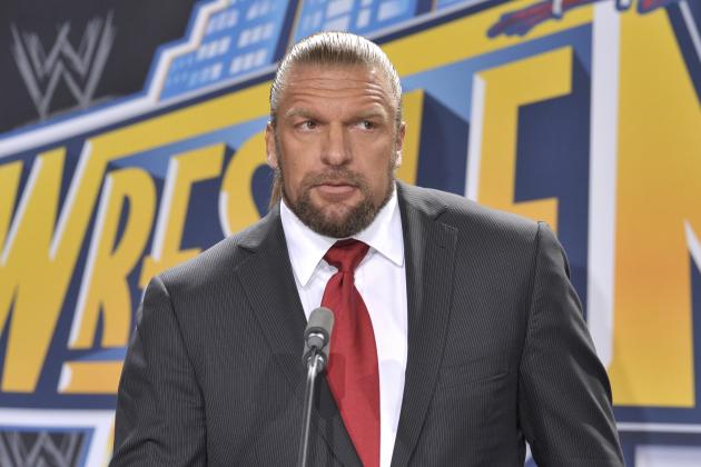 WWE SummerSlam 2012: Is This the End of Triple H?