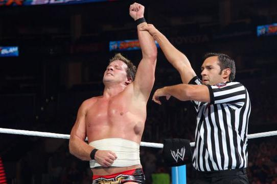 WWE SummerSlam Results: Chris Jericho Breaks Out Classic Liontamer for Victory