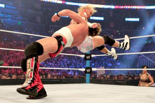 WWE SummerSlam 2012 Results: Ziggler Gives Jericho One Hell of a Sendoff