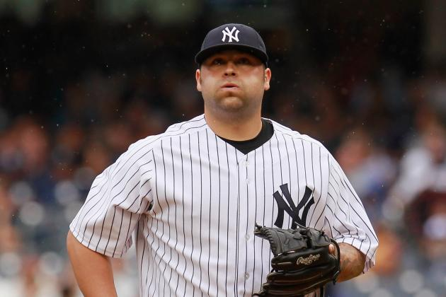 September Looms Large: Who Is Left off the Yankees 2012 Playoff Roster?