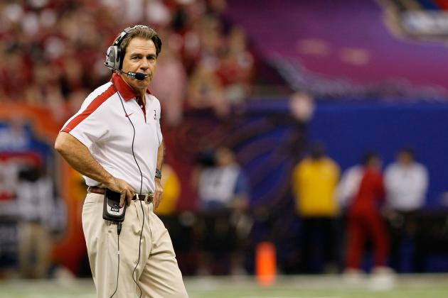 Michigan vs. Alabama: Comparing and Contrasting Brady Hoke with Nick Saban