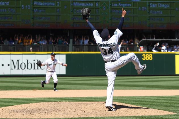 MLB Trade Scenarios: Could Mariners Actually Place Felix Hernandez on Waivers?