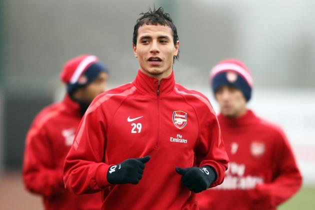 Tottenham Transfer News: Spurs Make Loan Request for Arsenal's Marouane Chamakh