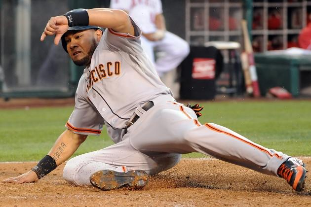 Melky Cabrera Accused of Trying to Dupe MLB, Union with Bogus Website