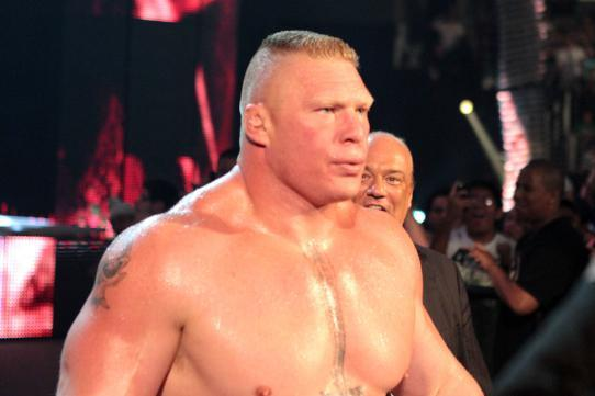 WWE SummerSlam 2012 Results: Brock Lesnar Disappoints in SummerSlam Main Event