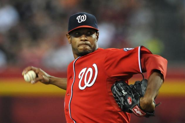 Edwin Jackson: Will He Stay with the Washington Nationals This Winter?