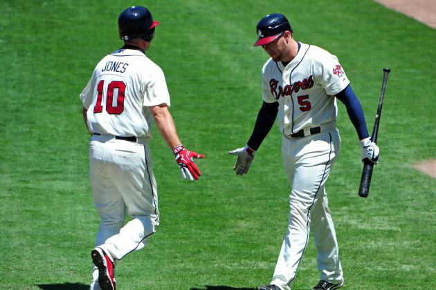Why Freddie Freeman and Chipper Jones Will Lead the Braves to the Playoffs