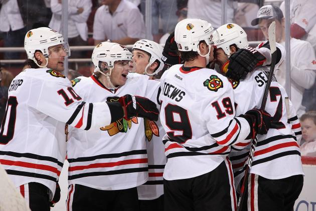 Chicago Blackhawks: How They Measure Up in the Central Division