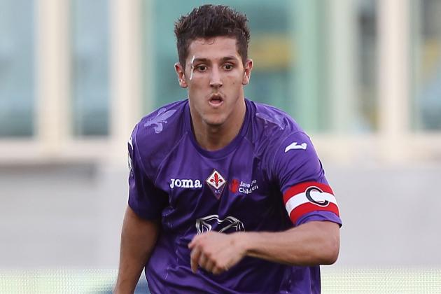 Manchester City Reportedly in Talks to Buy Stevan Jovetic from Fiorentina