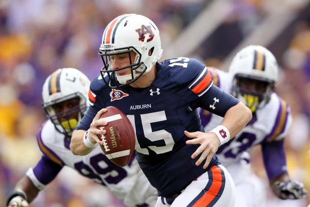 Auburn Football: SEC Clashes That Tigers Fans Cannot Miss in 2012