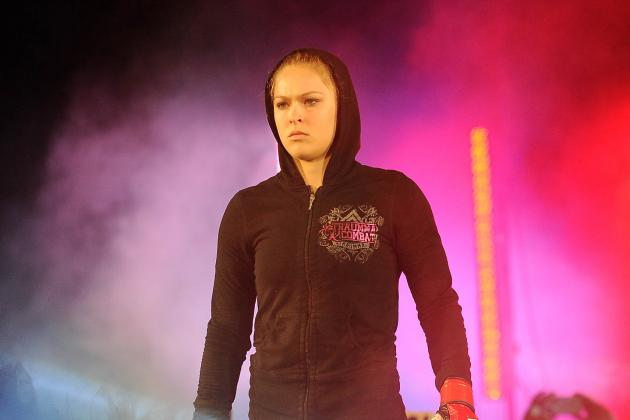 The Ronda Rousey Myth: False Fame, the UFC Bubble and Too Much of a Good Thing