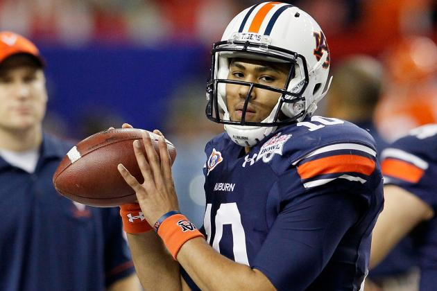 Auburn Football: Kiehl Frazier's Inability to Win Tiger QB Job Is Concerning