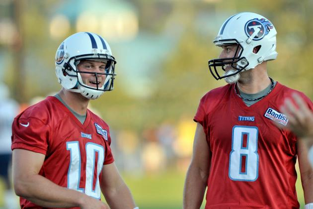 Jake Locker Named Titans Starting QB: What's Next for Matt Hasselbeck?