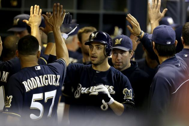 66 Losses: A Comparison of the 2011 and 2012 Milwaukee Brewers Seasons