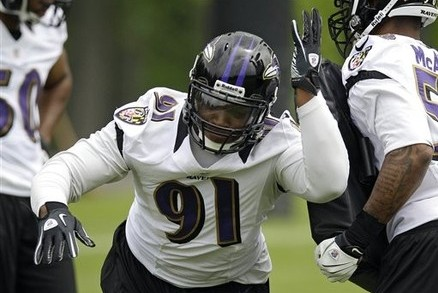 Baltimore Ravens: Grades for Every Drafted Rookie so Far in the Preseason