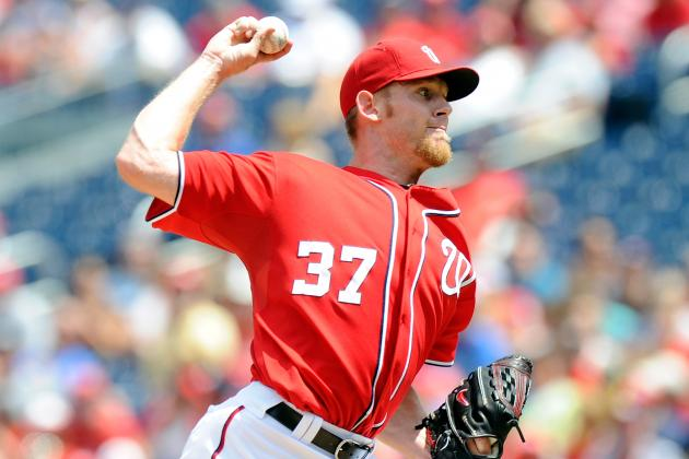 Stephen Strasburg: Why the Washington Nationals Should Shut Young Ace Down