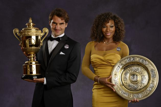 US Open: Old Men Like Federer and Old Women Like Serena in the 2012 U.S. Open