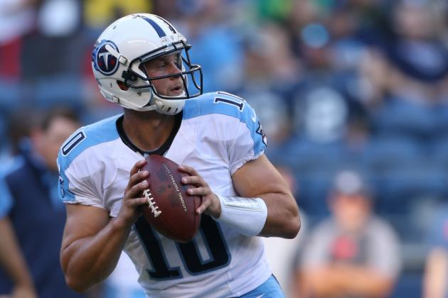 Jake Locker: Tennessee Titans Make Right Choice at QB