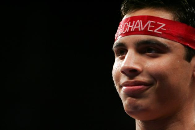 Chavez Jr. 176, Martinez 174 One Month out