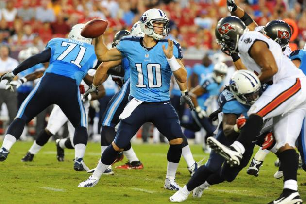 Debate: How Many Games Will the Titans Win with Locker as the Starting QB?