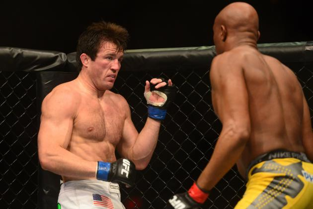 UFC News: Chael Sonnen Rips Jon Jones on Twitter Again