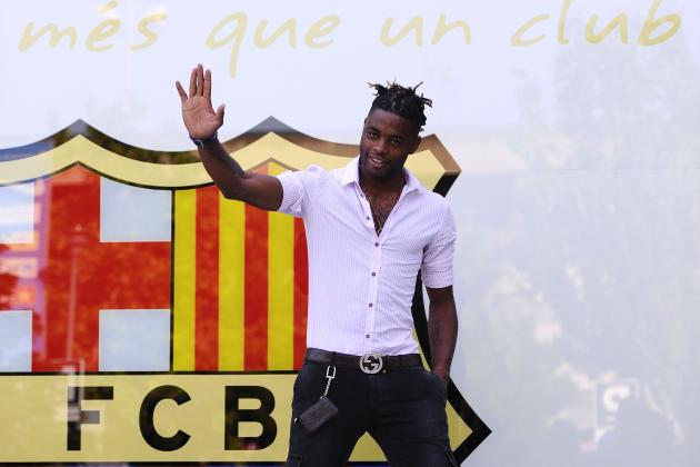 Barcelona Transfer News: Alex Song Officially Joins Barca from Arsenal