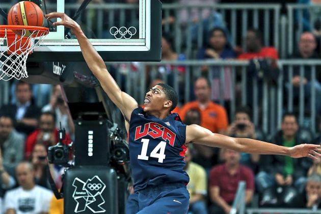 Scouting Report, Analysis and Predictions for Hornets Rookie Anthony Davis