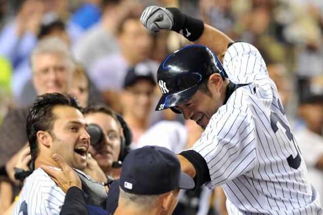 Yankees-Red Sox: Ichiro Homers Twice, Hiroki Kuroda Dominates Boston in 4-1 Win