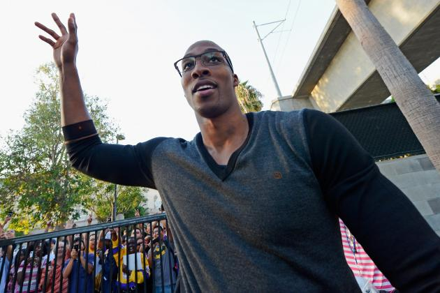 Lakers Rumors: What It Would Take for Dwight Howard to Spurn LA