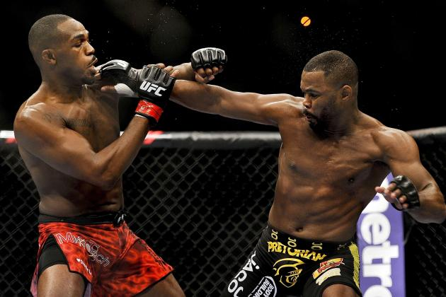 Jon Jones: Is the Champion's Reach an Unfair Advantage?