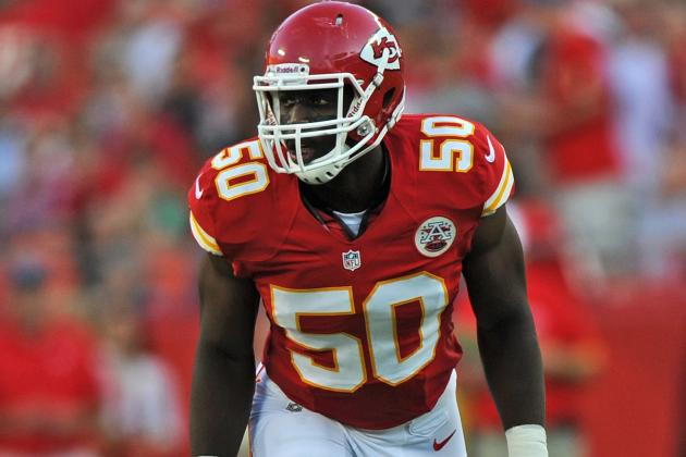 Kansas City Chiefs: Tamba Hali Suspension Puts Justin Houston in the Spotlight