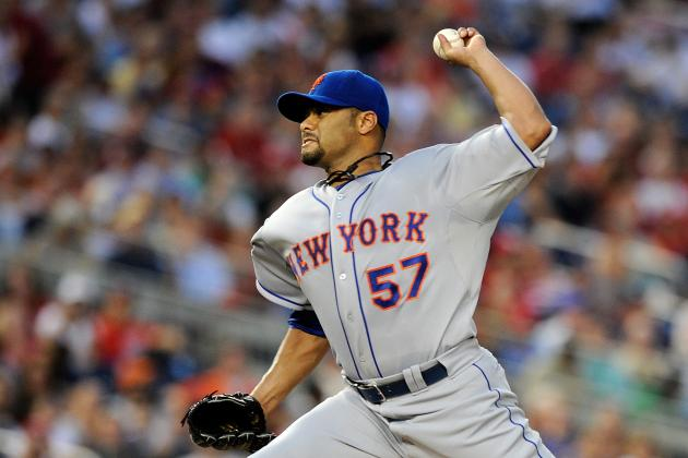 Dodgers Trade Rumors: Will L.A. Take a Big Risk on Johan Santana This Winter?