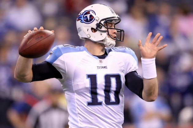 Breaking Down Why Jake Locker Still Is Not Ready to Start for Titans