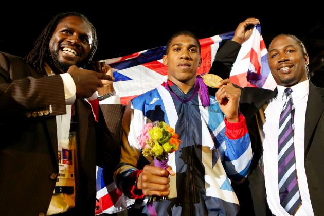 London 2012: Will Anthony Joshua Immediately Turn Olympic Gold into Pro Glory?