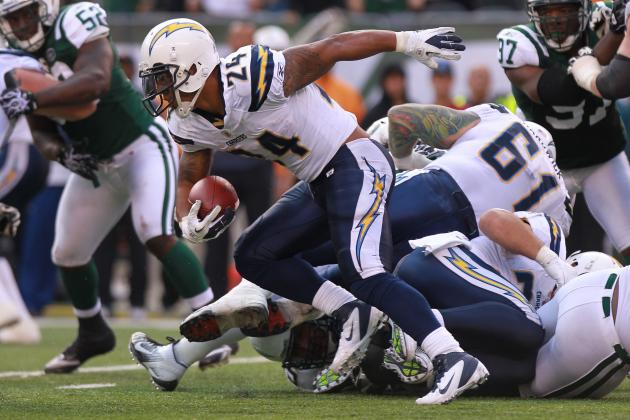 Fantasy Football 2012: Updated Running Back Tiers in Standard-Scoring Leagues