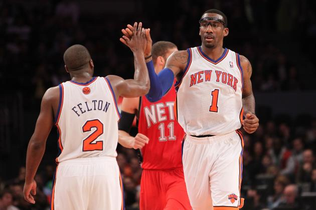 New York Knicks: PG Raymond Felton Will Thrive Alongside Carmelo Anthony