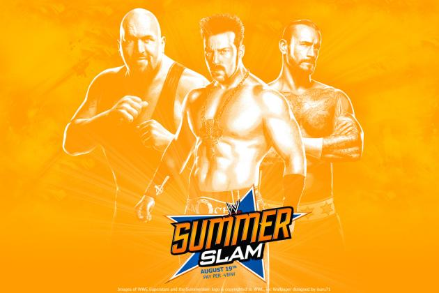 WWE SummerSlam Review: Gullo's Grades to SummerSlam