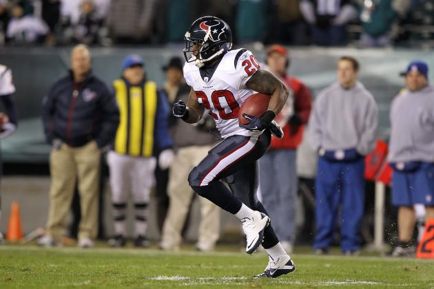 Miami Dolphins: Can Steve Slaton Ever Return to His Texan Form?