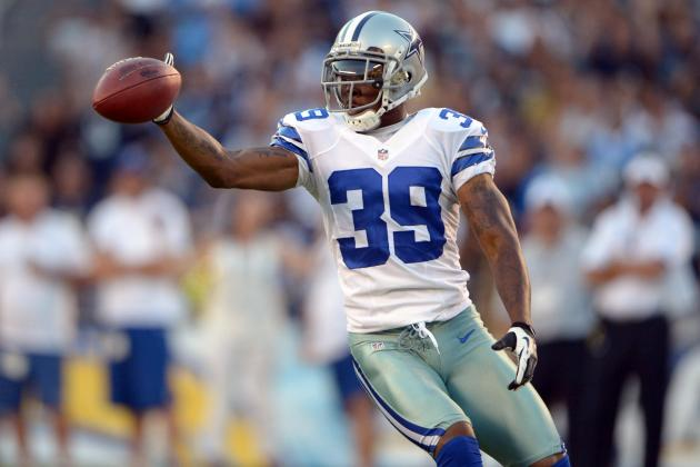 Is Brandon Carr the Play-Making DB the Dallas Cowboys Have Been Missing?