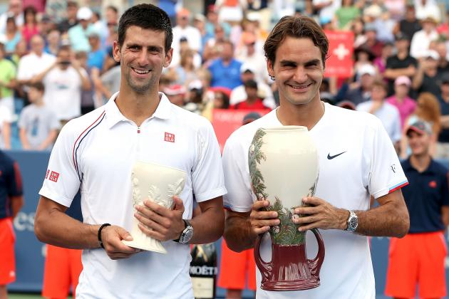 US Open Tennis 2012: Roger Federer and Novak Djokovic Are Still Equal Favorites