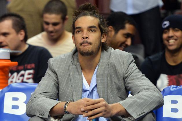 Chicago Bulls: Joakim Noah's Health Is a Major Concern for Next Season