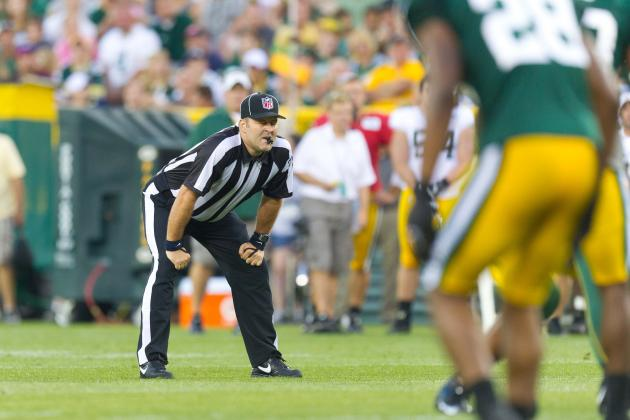 Potential One-Man Officiating Crews Could Be Devastating to the NFL